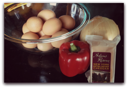 sausage muffin ingredients