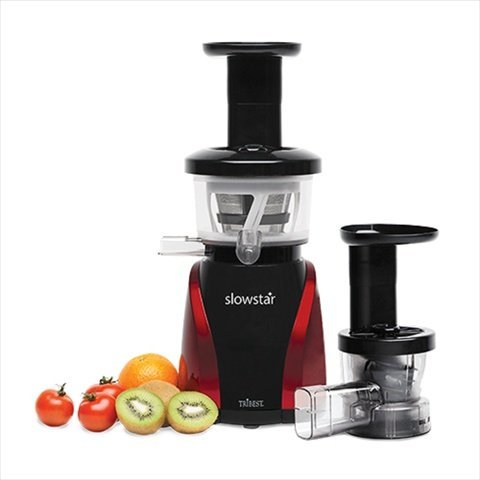 SlowStar Vertical Slow Juicer and Mincer