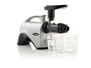 The Silver Omega NC800 HDS 5th Generation  Nutrition Center Juicer
