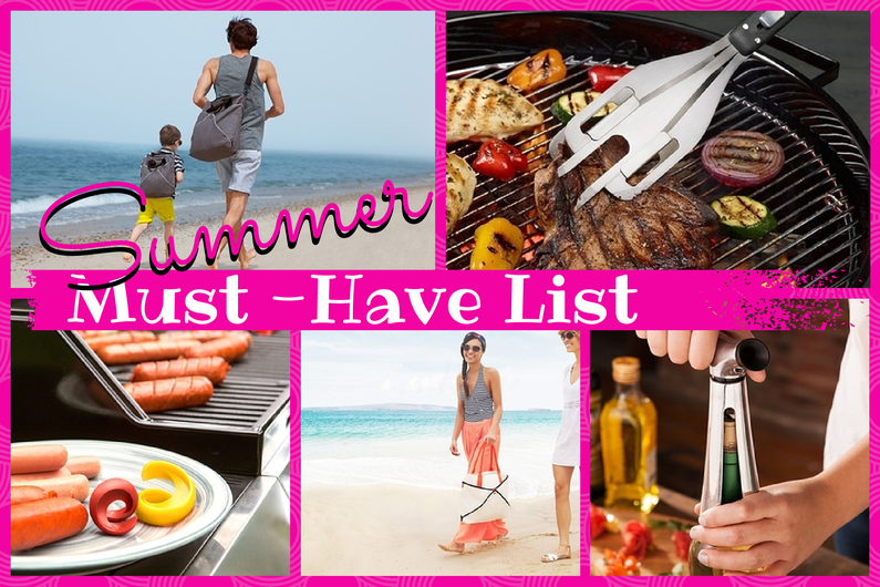 Summer Must-Have List(1)
