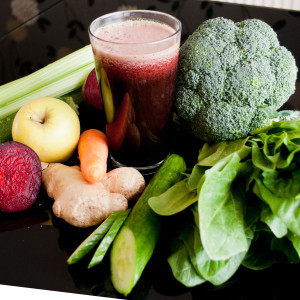 The best way to juice your favorite vegetables and fruits.