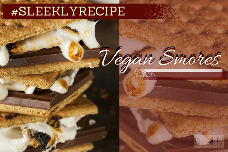 vegan smores recipe