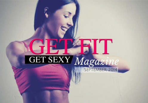 get fit get sexy september issue preview