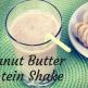 peanut-butter protein shake