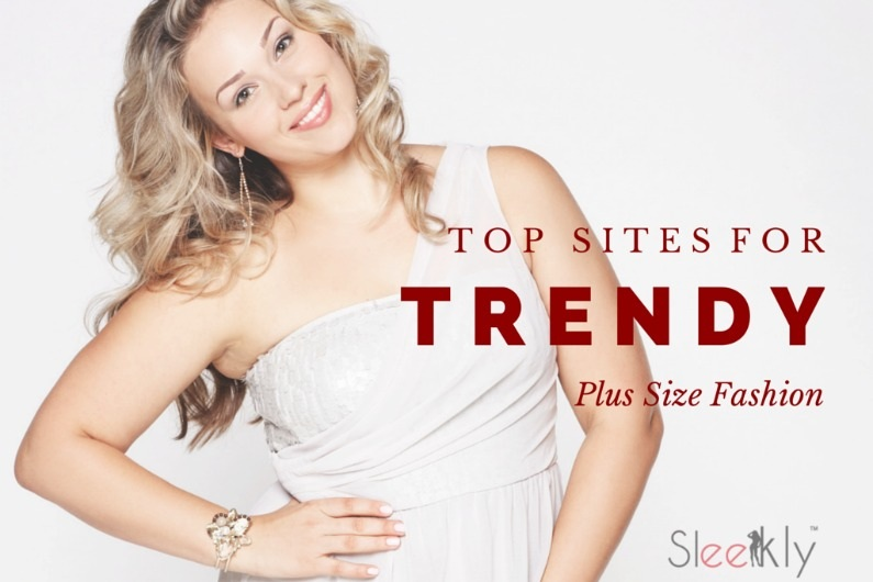 top sites for trendy plus size fashion