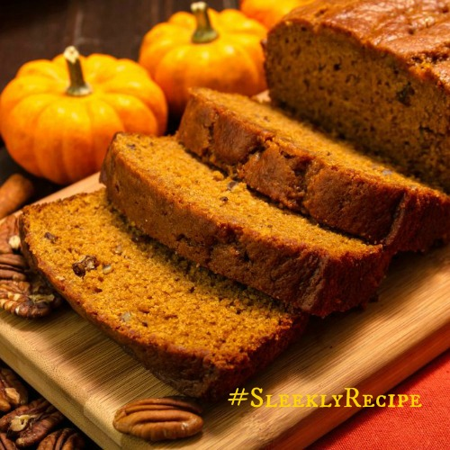 Pumpkin-Applesauce-Spice-Bread