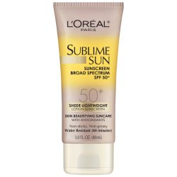 L'Oréal's Paris Sublime Sun Advanced Sunscreen