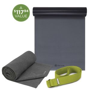 yoga athletic set