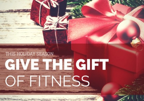 give the gift of fitness