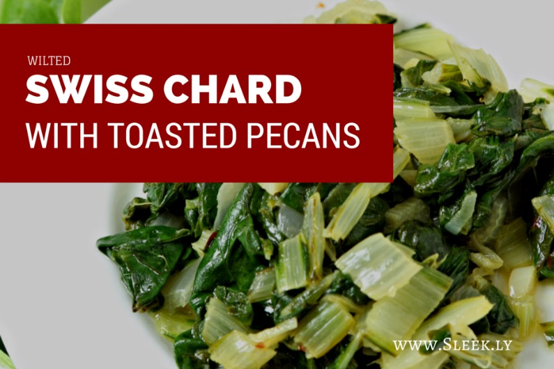 wilted swiss chard recipe