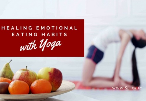 heal emotional eating with yoga