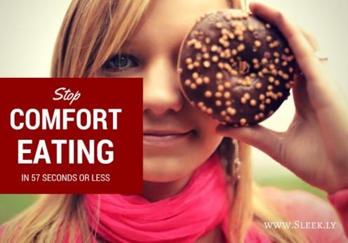 stop comfort eating