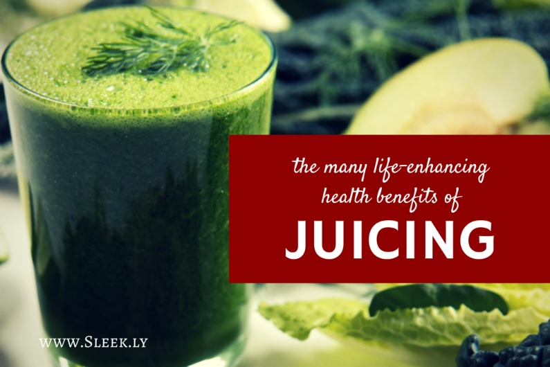 juice cleanse benefits