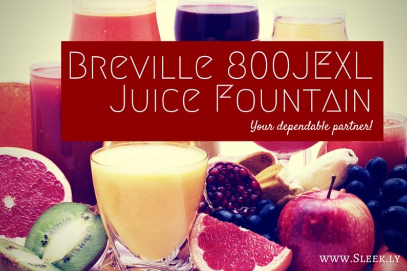Breville 800JEXL