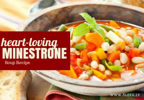 heart-loving minestrone soup recipe