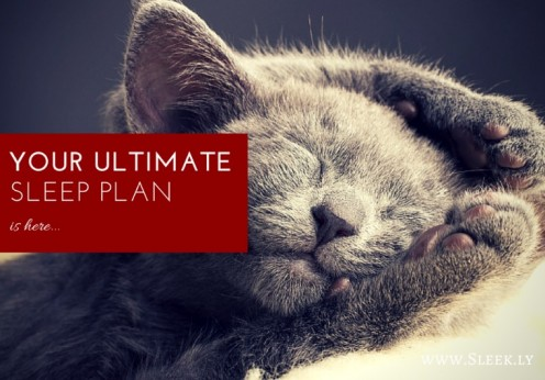 sleep better with this ultimate sleep plan
