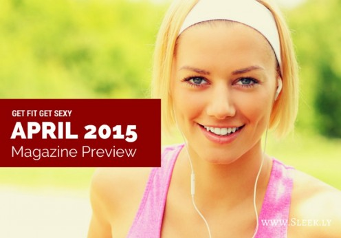 get fit get sexy magazine april 2015 issue