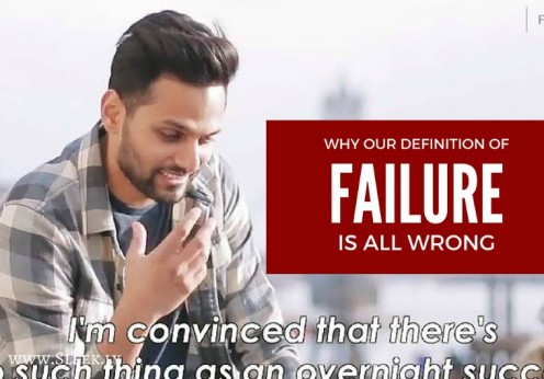 Jay Shetty on Failure and Success
