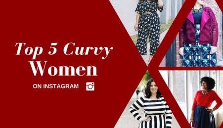 curvy women on instagram