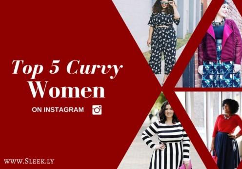 curvy women on instagram