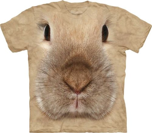 The Mountain Bunny Face T-shirt