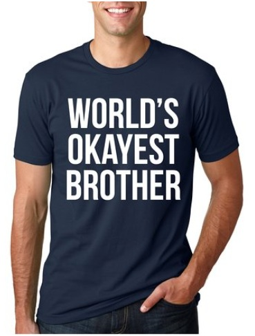 t-shirt - brother