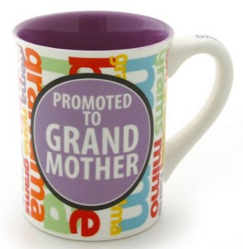 Enesco Our Name is Mud - grandmother